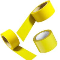Yellow Coloured Low Noise Polypropylene Packaging Tape 48mm x 66m
